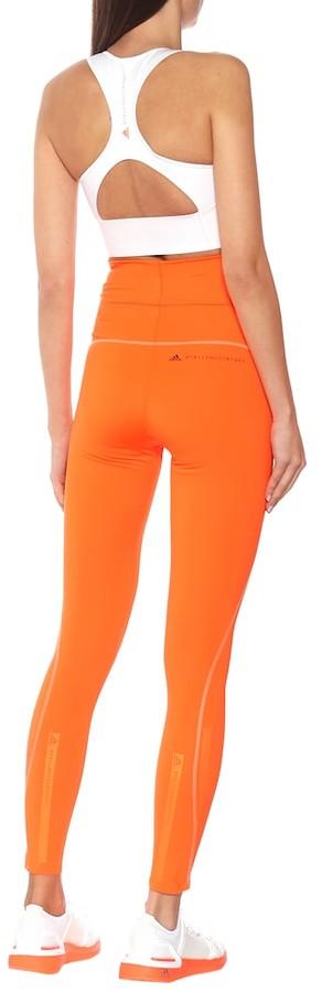 Thumbnail for your product : adidas by Stella McCartney Truepurpose high-rise leggings