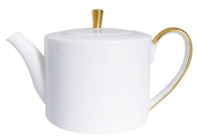 Twig New York Golden Edge Tea Pot
