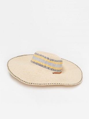 J.Mclaughlin Nyla Hat in Stripe
