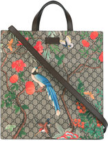 Gucci GG Tian Supreme tote - women - Leather - One Size