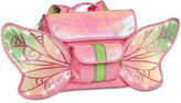 Bixbee Girl's Fairy Flyer Kids Backpack with Light up Led Wings