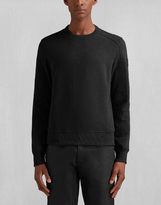 Belstaff New Chanton Sweatshirt Black