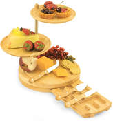 Picnic Time Regalio 3-Tier Tray Set