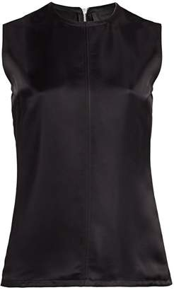 Helmut Lang Satin Shell Top