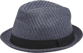 Oxford Charlie Coated Hat