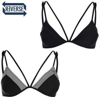O'Neill Reversible Triangle Bikini Bra Top Ladies