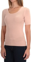 Specially made U-Neck Sweater - Short Sleeve (For Women)