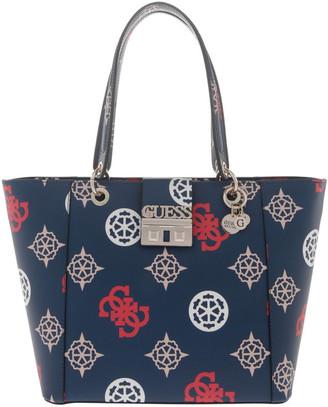 GUESS Kamryn Double Handle Tote Bag