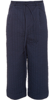 Craig Green Wide-leg quilted trousers