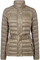 Barbour Cadwell Quilt Belted Coat