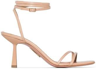 Aquazzura Isabel 75mm sandals