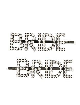 Ashley Williams Bride hair pins