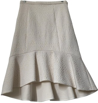 Tibi White Skirt for Women