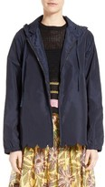 RED Valentino Women's Scallop Hem Jacket