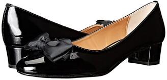 J. Renee Cameo (Black) Women's Wedge Shoes