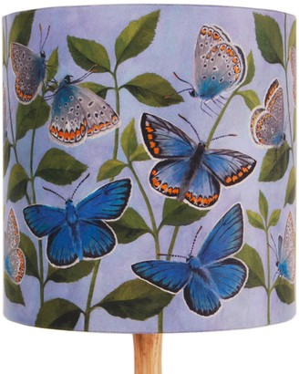 Katie & The Wolf Butterflies Lampshade - Small