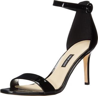 Nine West Women's Aission Ankle Strap Sandals