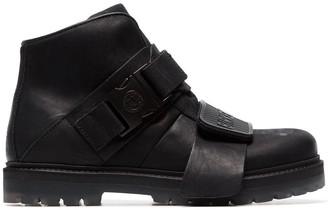 Rick Owens x Birkenstock Rotterhiker flat boots
