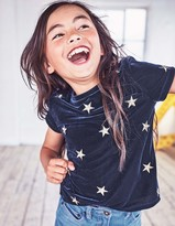 Boden Embroidered Star T-shirt