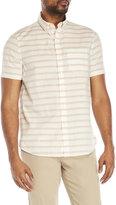 Michael Bastian Horizontal Stripe Shirt
