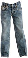 Cinch Western Denim Jeans Boys White Label MB12881001