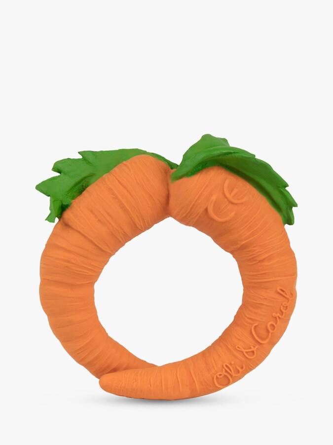 Thumbnail for your product : Oli & Carol Oli&Carol Cathy The Carrot Teether