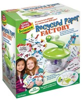 Small World Toys Recycled Paper Factory