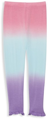 Design History Little Girl's Ombre Leggings