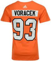 adidas Men's Jakub Voracek Philadelphia Flyers Silver Player T-Shirt