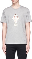 Coach Sundae embroidered T-shirt