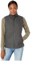 The North Face Merriewood Reversible Vest (Cedar Brown/Vintage White) Women's Vest