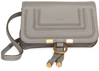 Chloé Marcie Leather Belt Bag