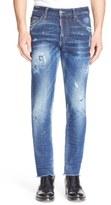 DSQUARED2 Destroyed Skinny Fit Jeans