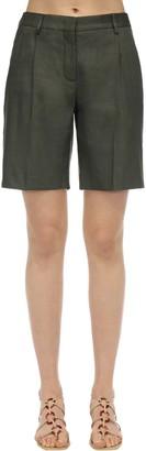 Lardini Rubia Linen Shorts