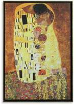 Gustav The Kiss by Klimt Wall Art