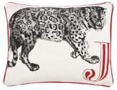 Thomas Paul J Jaguar Pillow