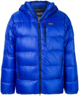 Patagonia hooded padded coat