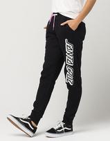 Santa Cruz Classic Womens Jogger Pants
