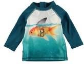 Molo Infant Boy's Nemo Stingray Print Rashguard
