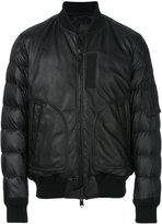 Moncler bomber jacket