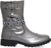 Lelli Kelly Kids Ann patent-leather boots 6-10 years