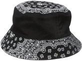 Famous Stars & Straps Men's Crosscover Reversible Bucket Hat