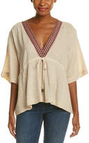 Anama Embroidered Top