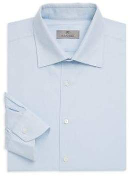 Canali Contemporary-Fit Dress Shirt