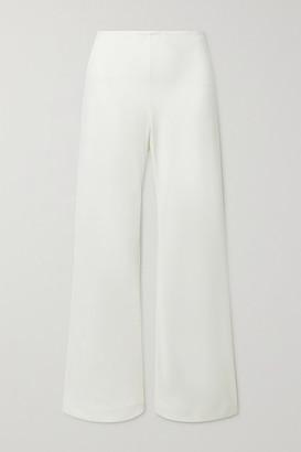 Cult Gaia Kersti Woven Wide-leg Pants - White