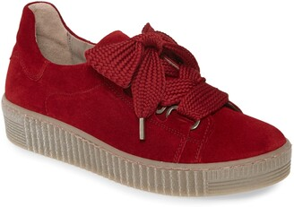 Gabor Red Women's Shoes | Shop the