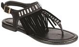 Refresh Black Waikiki Thong Sandal