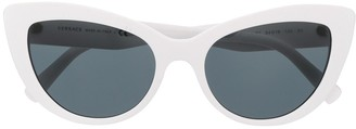 Versace Eyewear Medusa cat-eye sunglasses