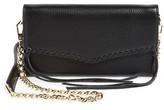 Rebecca Minkoff Crossbody Iphone 7 Wallet - Black