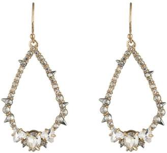 Alexis Bittar Crystal Encrusted Earrings